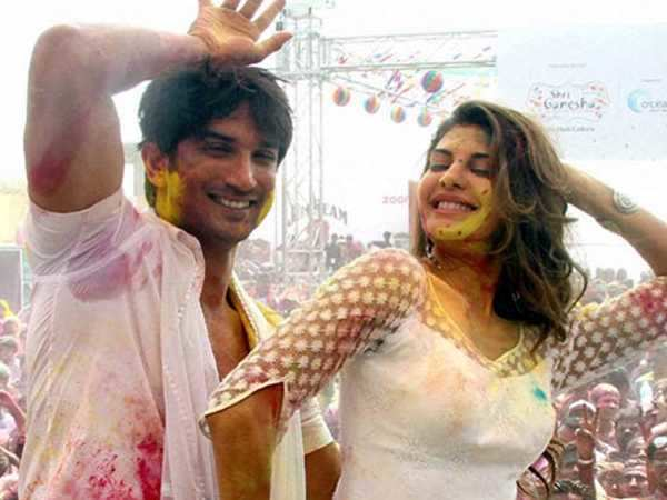 Sushant Singh Rajput and Jacqueline Fernandez head to Israel