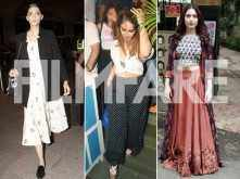 Sonam Kapoor, Ileana D'Cruz and Tamannaah Bhatia give us some serious fashion goals