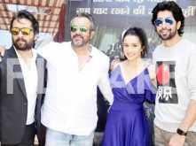 Shraddha Kapoor, Siddhanth Kapoor and Ankur Bhatia promote Haseena Parkar