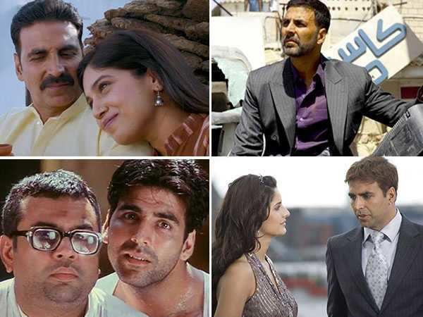 Birthday Special: 8 times Akshay Kumar showed his acting chops