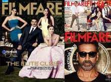 Birthday Special: Akshay Kumar's Filmfare covers down the years