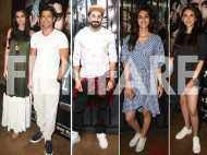 Pictures! Lucknow Central's star-studded special screening