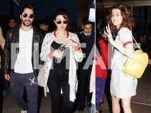 Varun Dhawan, Jacqueline Fernandez and Tapsee Pannu's travel looks are super cool