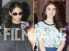 Mira Kapoor and Aditi Rao Hydari max out their Boss vibes in these latest pictures