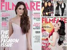 A look back at the hottest Filmfare covers of birthday queen Kareena Kapoor Khan