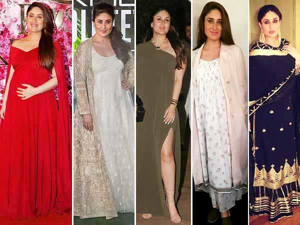 Birthday Special: Best of Kareena Kapoor Khan's pregnancy looks