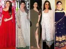 Birthday Special: Best of Kareena Kapoor Khan's pregnancy looks
