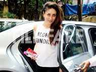 Kareena Kapoor Khan hits the gym on her birthday