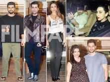 Karisma Kapoor, Karan Johar, Malaika Arora and other stars attend Kareena Kapoor Khan's birthday