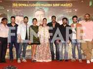 Ajay Devgn, Parineeti Chopra, Tabu and Golmaal Again team have a gala time at the trailer launch