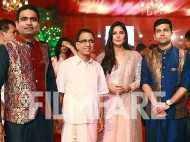 Katrina Kaif celebrates Navratri with Mammootty
