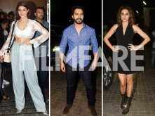 Varun Dhawan, Jacqueline Fernandez and Taapsee Pannu host a Judwaa 2 special screening