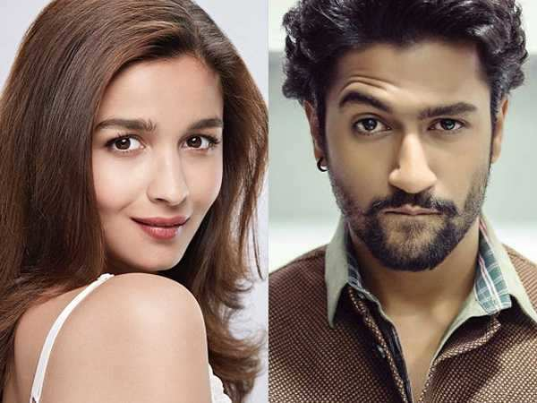 Finally! Alia Bhatt and Vicky Kaushal resume the shoot of Raazi in Patiala