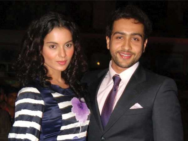 Kangana Ranaut's ex-flame Adhyayan Suman responds to the actress' statement