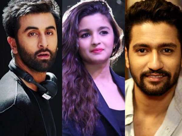 Vicky Kaushal is happy to work with Ranbir Kapoor and Alia Bhatt