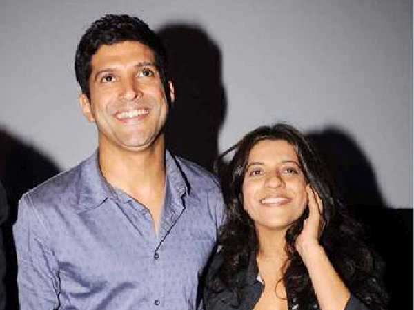 Did you know it was Zoya Akhtar who told Farhan Akhtar to become an actor?