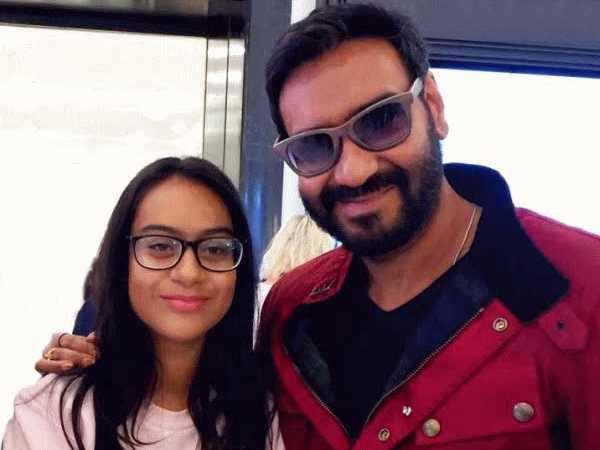 Interesting! This is what Ajay Devgn has to say on daughter Nysa becoming an actress