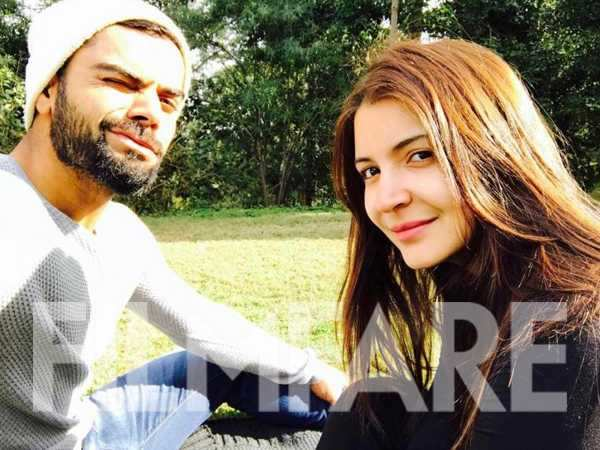 Anushka Sharma dismisses rumors of opening a restaurant chain with Virat Kohli