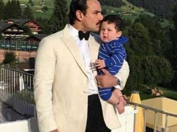 Oh ho! This is what worries daddy Saif Ali Khan about son Taimur Ali Khan
