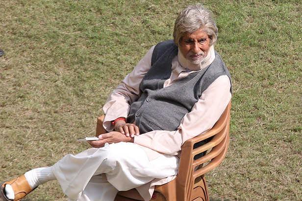 Amitabh Bachchan, Irrfan Khan
