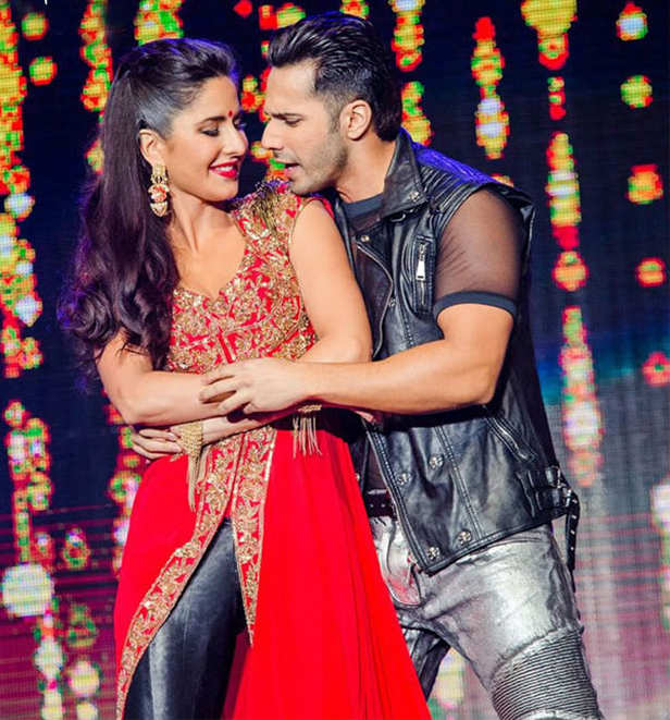 Varun and Katrina