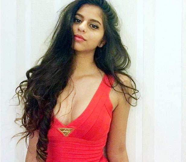Karan Johar, Suhana Khan