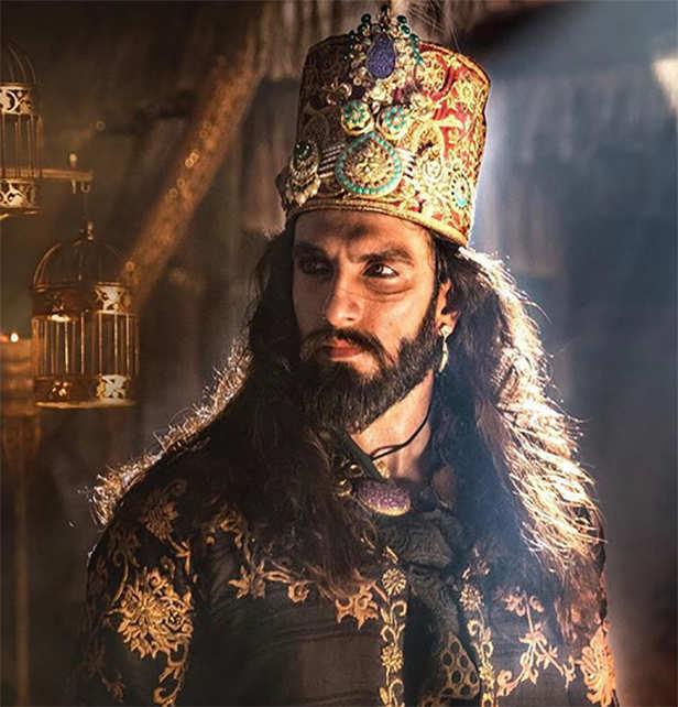 Ranveer Singh, Padmaavat