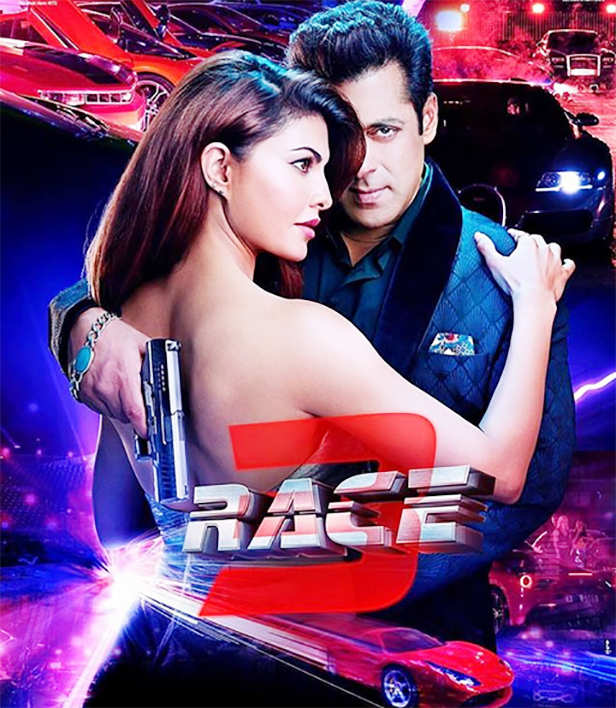 Race 3 new poster