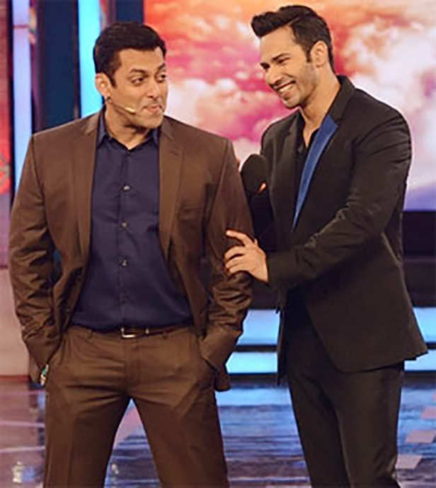 Salman Khan, Varun Dhawan