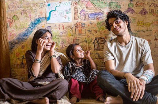 Bollywood gushes over Ishaan Khatter