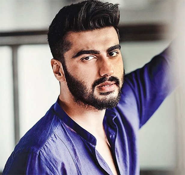 Arjun Kapoor and Rajkumar Gupta