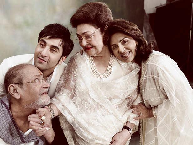 Ranbir Kapoor, Neetu Kapoor