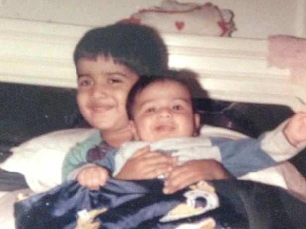 Varun Dhawan's cutest childhood clicks