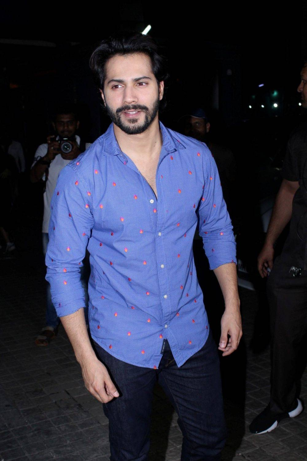 Varun Dhawan reveals that he will soon announce his next