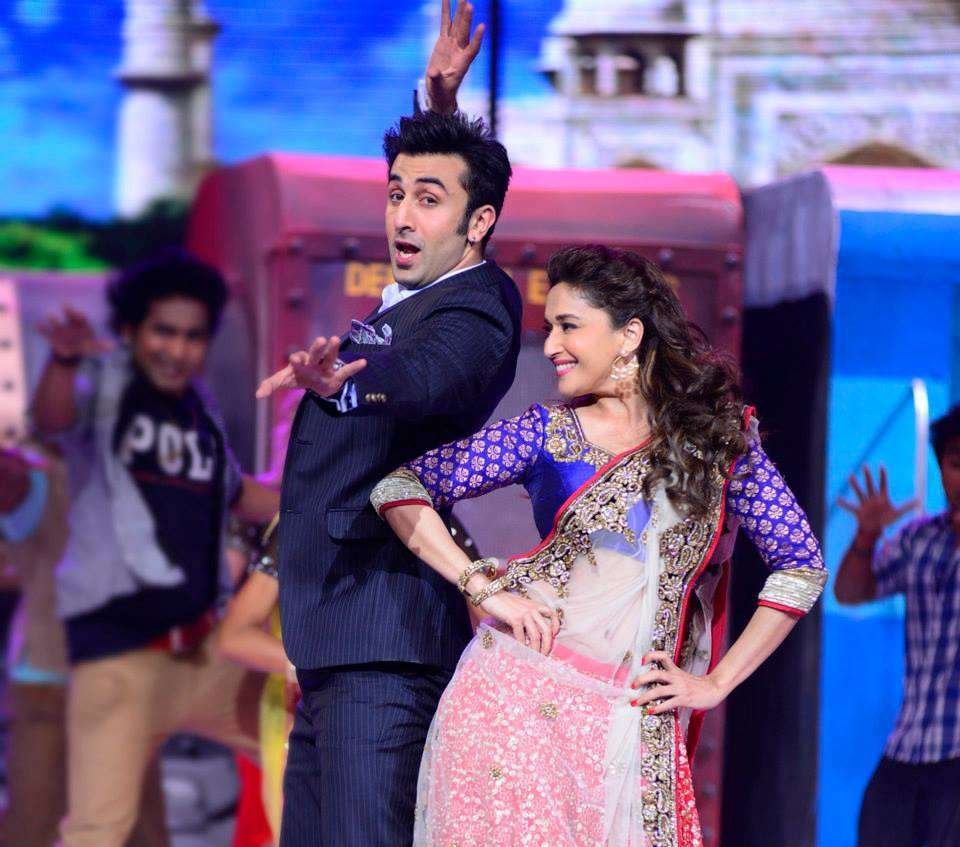 Will we see Ranbir Kapoor and Madhuri Dixit together on-screen again?