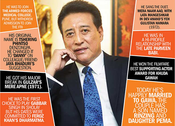 Exclusive! Danny Denzongpa on being the ultimate Bollywood baddie
