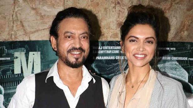 Deepika Padukone, Irrfan Khan