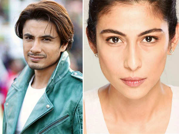 Ali Zafar accused of sexual harassment by Pakistani singer Meesha Shafi