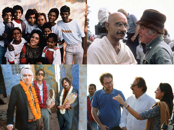 10 International filmmakers who explored the beauty of India