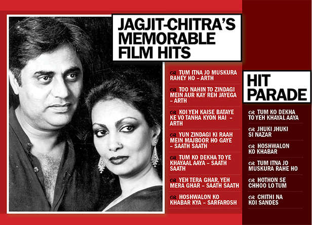 Chitra Singh remembers her husband - The unforgettable Jagjit Singh
