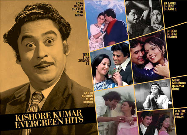 Legendary Kishore Kumar's son Amit Kumar talks about his father