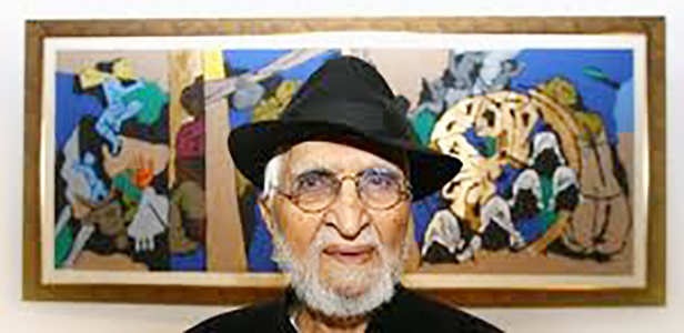 Remembering MF Hussain