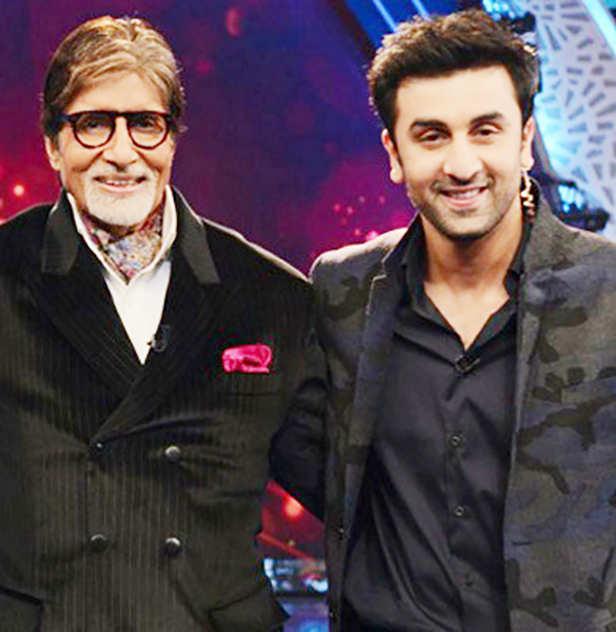 Amitabh Bachchan, Ranbir Kapoor