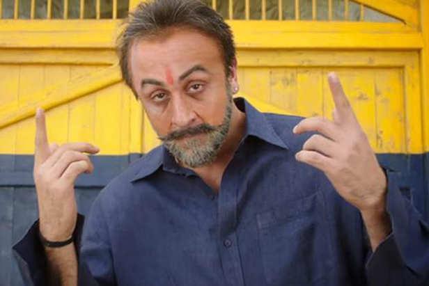Sanju, Ranbir Kapoor
