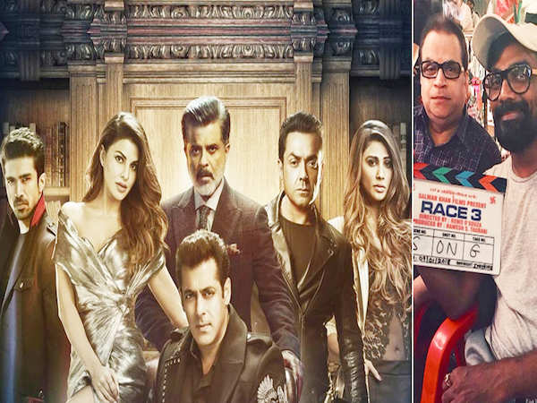 Producer Ramesh Taurani gives an update on the delay rumours around Race 3