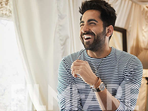 Cover story! Ayushmann Khurrana on being a romantic at heart and more