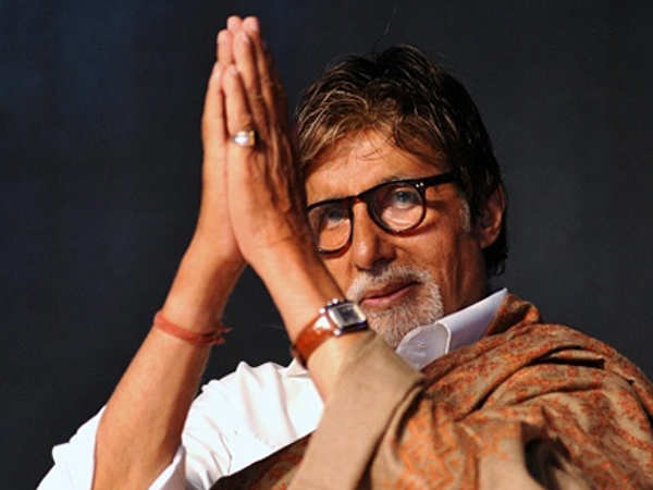 Amitabh Bachchan writes about the time when he was scared to ask for a retake on set
