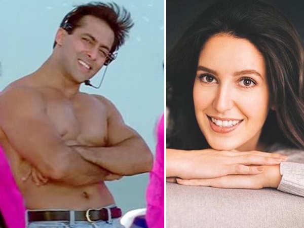 Good news! Salman Khan to recreate his famous track O O Jaane Jaana for Isabelle Kaif's debut film