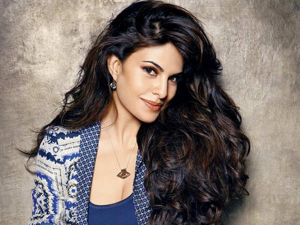 Work beckons Jacqueline Fernandez even on Easter