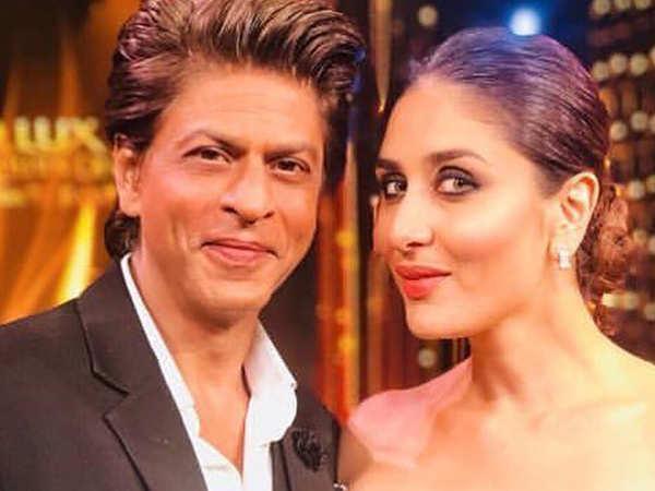 Kareena Kapoor Khan to star in Shah Rukh Khan's Salute?